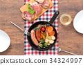 煎鍋烹飪Makoto 34324997