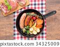 回鍋 早餐 中式料理 34325009