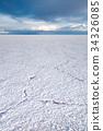 Salar de Uyuni desert, Bolivia 34326085