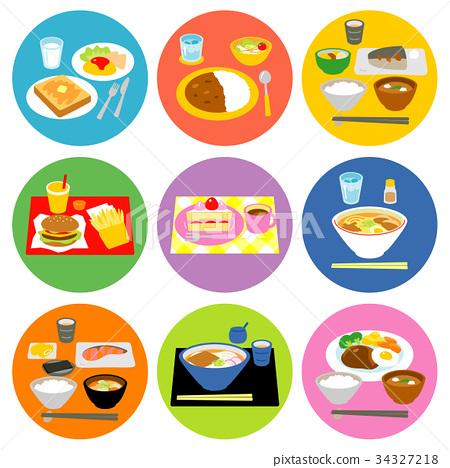 吃 饮食 减肥 34327218