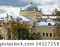 dome of Moscow Choral Synagogue 34327258
