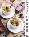 萬聖節 南瓜 蛋糕 34330834
