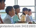 elementary, student, primary 34331603