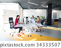 desk, office, business 34333507