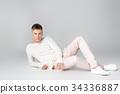 man, white, handsome 34336887
