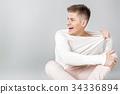 man, white, handsome 34336894