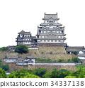ปราสาท Himeji 34337138