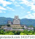 Himeji Castle south side 34337143