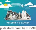 Canada travel background Landmark Global Travel 34337590