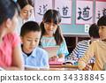 ห้องเรียนระดับประถมศึกษา 34338845