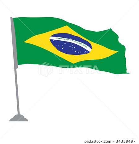 Flag of Brazil 34339497