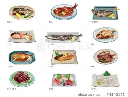 鱼食 34340191