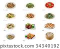 食物 食品 家常菜 34340192