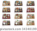 อาหาร,อาหารญี่ปุ่น,อาหารทำจากปลา 34340199