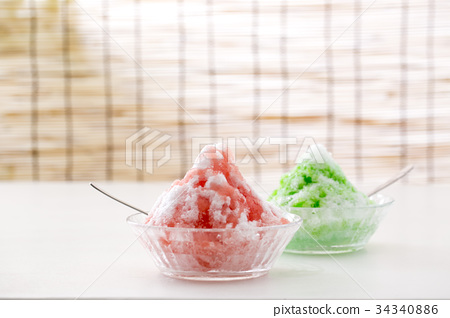 shaved ice 34340886