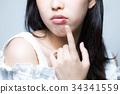 입, 질병, 병 34341559