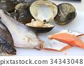 อาหารทะเล 34343048