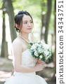 รูปภาพชุดเจ้าสาวของผู้หญิงแต่งงาน 34343751