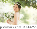bride, bridal, wedding 34344255