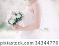 รูปภาพชุดเจ้าสาวของผู้หญิงแต่งงาน 34344770