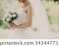 รูปภาพชุดเจ้าสาวของผู้หญิงแต่งงาน 34344771
