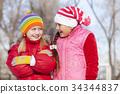 Winter activities 34344837
