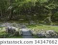 녹색, 다이고지, 연못 34347662