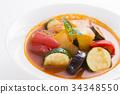 料理鼠王 燉菜 法國食品 34348550