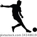 soccer player 34348619