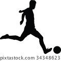soccer player 34348623