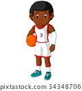 ball basket sleeveless 34348706