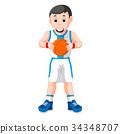 athlete basketball boy 34348707