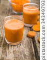 carrot, juice, drink 34349793