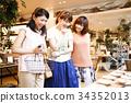 购物 女生 女孩 34352013