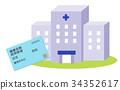 병원, 청진기, 종합병원 34352617