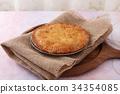 pumpkin, pie, py 34354085