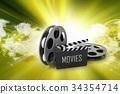영화, 비디오, 영상 34354714