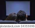 영화관 데이트 34355096