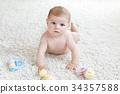 新生儿 女孩 少女 34357588