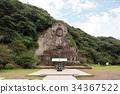 mount nokogiri, daibutsu, great statue of buddh 34367522