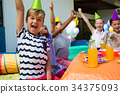 Child,Party,Shouting 34375093