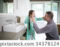 父亲 爸爸 女儿 34378124