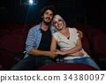 劇院 電影 夫婦 34380097