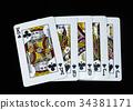 Leader of Poker Cards 34381171