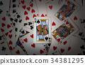 Leader of Poker Cards 34381295