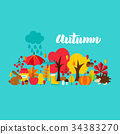 autumn, crop, fall 34383270