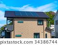 蓝天和新建筑eco房子 34386744
