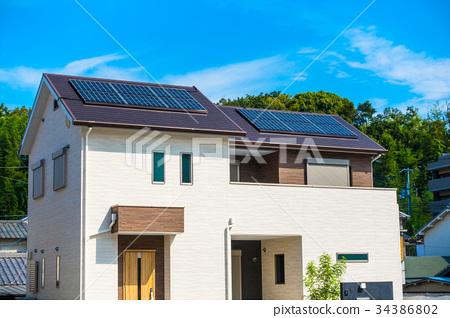 藍天和新建築eco房子 34386802