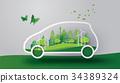 eco car concept 34389324