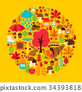 Fall Season Concept 34393818